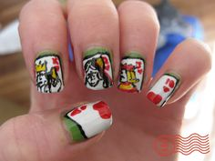 A blog about quirky nail art, fashion, and beauty