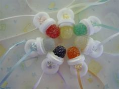 Pacifiers photo: Gum Drop, lifesaver mints, icing. This photo was uploaded by lauraprz