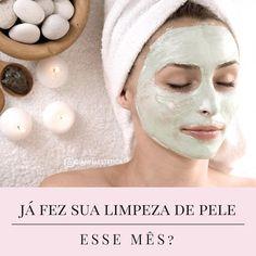 📲 951648918 . . . . . #saude #saudeebemestar #dicas #alimentacaosaudavel #alimentacao #dieta #dietas #beauty #beleza #estetica #esteticista… Diy Beauty, Beauty Makeup, Types Of Facials, Homemade Facial Mask, Skin Care Spa, Facial Exercises, Salon Design, Natural Face, Natural Cosmetics
