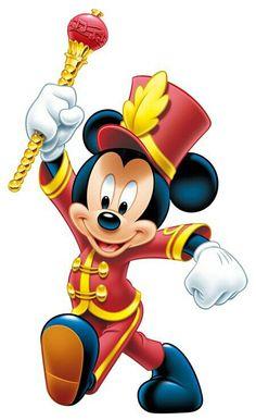 ღ Parade Mickey Mouse ღ Disney Mickey Mouse, Mickey Mouse E Amigos, Walt Disney, Mickey Mouse Images, Mickey Mouse Club, Mickey Mouse And Friends, Disney Art, Images Disney, Disney Pictures