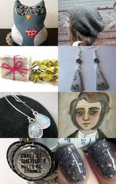I'll be there on Saturday with my artwork! This collection features some of the amazing Team Members who are participating in the #SFEtsy #IndieHolidayEmporium on Dec 14 & 15 at #AllGoodPizza