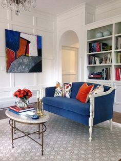 love the primary colors- so refreshing- A R T KR