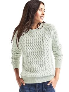 I love this sweater in navy or blue- small.