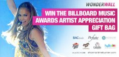 The Billboard Music Awards may be over, but you can still win the BMA gift bag... including a BACtrack Mobile Breathalyzer! Hurry--ends June 2. http://wonderwall.msn.com/billboard-gift-bag-42.snip