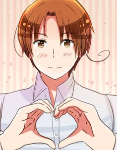 I love you by XXXxVivixXXX on DeviantArt - APH Hetalia N.Italy