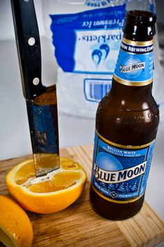 How To Make Red Robin Blue Moon Drink