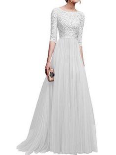 Purple Bandage Dress, Chiffon Dress Long, Lace Dress, Lace Chiffon, Lace Maxi, Tulle Dress, Long White Maxi Dress, White Chiffon, Gown Dress