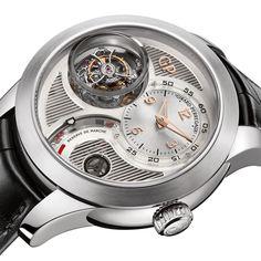 844da1f728f GIRARD-PERREGAUX TOURBILLON TRI-AXIAL Relógios De Luxo Para Homens
