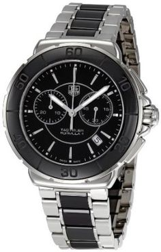 SALE!! TAG Heuer Women's CAH1210.BA0862 Formula One Chronograph Watch REVIEW