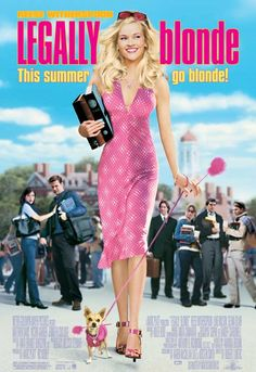 Legally Blonde - bend & snap!