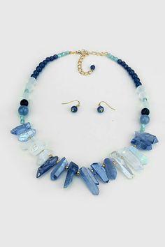 Женская себе ожерелья | Кристалл Ювелирные изделия и аксессуары | Эмма Стин Limited
