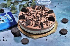 Cheesecake Tricolor fara coacere., un tort senzational, care va impresiona pe toata lumea! Invata si tu reteta pas cu pas, e foarte usor de preparat! Diy Food, Tiramisu, Cheesecake, Ethnic Recipes, Kitchen, Desserts, Sweets, Thermomix, Tailgate Desserts