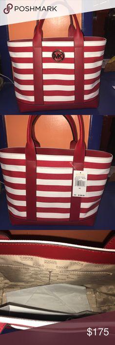 PRICE DROP! NWT Michael Kors Bag New with tag, 11 inches tall, 16 inches wide Michael Kors Bags