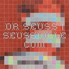 Dr. Seuss | Seussville.com