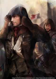 """brilcrist: """" it's half way done but i decided to posted it this way. i lost my mood on everythinggggg, since my country's political situation is abit uncertain at this moment;A: i think we also need a """"revolution""""… Ps: based on The Art of AC Unity..."""