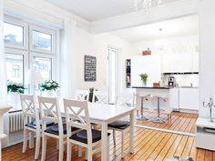 cocina abierta al salon - Buscar con Google
