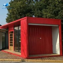 Container House Price, Container Office, Sea Container Homes, Container House Plans, Container House Design, Prefabricated Houses, Prefab Homes, Movable House, Steel Frame House