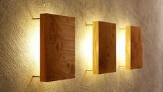 Lamps Made of Wood: Providing Natural Charm and Individuality wood lamps designs 16 fascinating diy wooden lamp designs to spice up your living space SIKKDMU Wooden Wall Lights, Wooden Lamp, Wooden Decor, Wooden Walls, Wooden Diy, Wall Wood, Wood Wall Design, Lamp Design, Diy Design