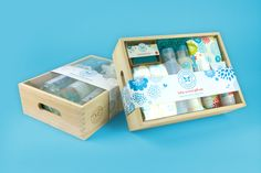 The Honest Company Gift Sets Packaging — The Dieline