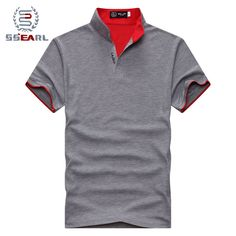 Free shipping 2016 Summer New polo men Solid color knit cotton Slim camisa polo Size:M,L,XL,XXL,XXXL 14 Color men polo