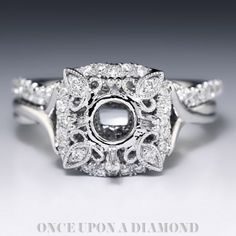 46 Best Semi Mounts Images Engagement Rings Rings Diamond