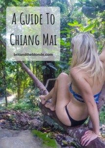 A Guide To Chiang Mai - The Brit & The Blonde Budget Travel, Travel Tips, Stuff To Do, Things To Do, Countries To Visit, Travel Articles, Chiang Mai, Asia Travel, Southeast Asia