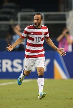 Gold Cup: Once and future king? Landon Donovan leaves no doubt he's back for good in USMNT rout