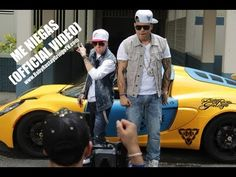 Baby Rasta y Gringo - Me Niegas (Official Video) 2013... I've had this song stuck on repeat for a week! I love it!!!!