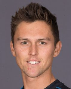 Trent Alexander Boult, Cricket Player,New Zealand