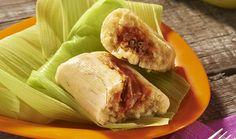 Riquísima receta de tamales rojos, ideal para las fiestas patrias mexicanas o el día de la candelaria.