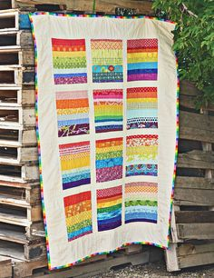 do.Good Stitches quilt by BlueElephantStitches, via Flickr