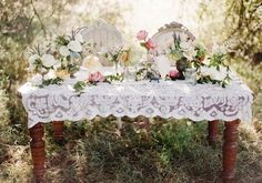 Wedding Trends: A Sweetheart Table