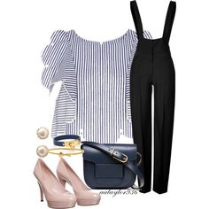 Child's Play by aataylor936 on Polyvore featuring polyvore, fashion, style, Maison Margiela, Gucci, Tory Burch, YooLa, Kate Spade, HowTo, overalls and dressup
