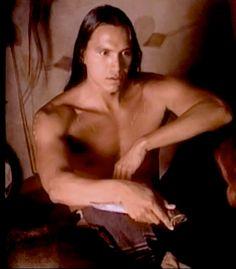 """Michael Greyeyes, Cree actor/dancer, from """"Stolen Women, Captured Hearts."""""""