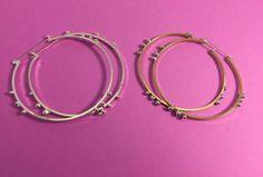 #2 Caviar earrings