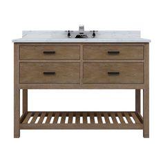 Sagehill Designs TB4821D Toby 48 in. Single Bathroom Vanity - SUNN150
