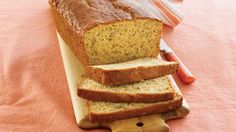 Looking for a no-yeast bread recipe? Then check out this banana bread  made using Bisquick Heart Smart™ mix.