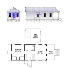 Captivating Katrina Cottage: The New Urbanist Response   U2022  Architecture   Pinterest    Cottage Design, Tiny Houses And Smallest House Good Ideas