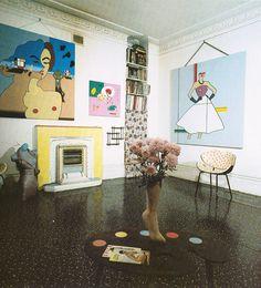 aqqindex:  Duggie Fileds, 1976