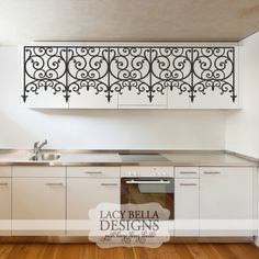 Www Lacybella Flat Faced Cabinet Easy Kitchen Facelift Ideas Decal Sticker