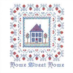 Cross Stitch | Cross Stitch House