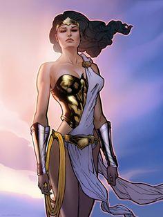 Wonder Woman - Clint Cearley