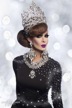 Clients0268 Trinity Taylor Drag Queen Makeup Love Rupaul Fashion