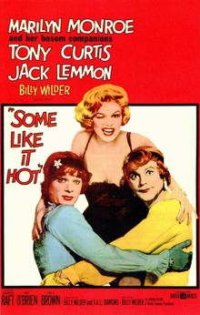 """Joe E. Brown played Osgood the sugar daddy of Jack Lemmon in drag. Such a wonderful movie and great actors all. His most famous line in Some Like It Hot was to Jack Lemmon when he finally took off his wig to reveal he was a man and Osgood said, """"Well, nobody's perfect."""""""