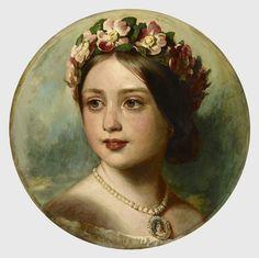 After Franz Xaver Winterhalter (1805-73) - Victoria, Princess Royal (1840-1901)