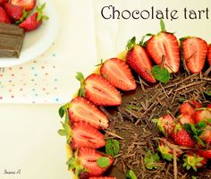 Alldayspice: Tarta simpla cu ciocolata