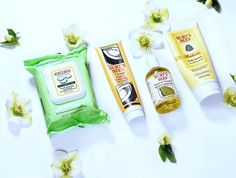B U R T' S B E E S❥ Natural skin care products that are affordable!! Read more ...