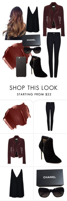"""""""10222015"""" by abigailkim6 on Polyvore featuring Armani Jeans, Balenciaga, Ted Baker, STELLA McCARTNEY, Chanel, women's clothing, women, female, woman and misses"""
