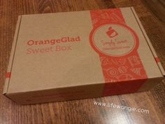 @Orange Glad Review  from Life With Angie (Angie Kritenbrink)