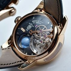 """""""There is no mystery about a Girard-Perregaux, simply more than two centuries of craftsmanship and a perpetual commitment to perfection."""""""